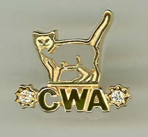 CAT WRITERS ASSOC Cat w CWA-2