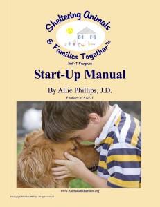 SAF-T Start-Up Manual 2012 cover